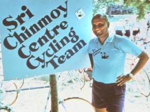 Sri Chinmoy kerékpár csapat