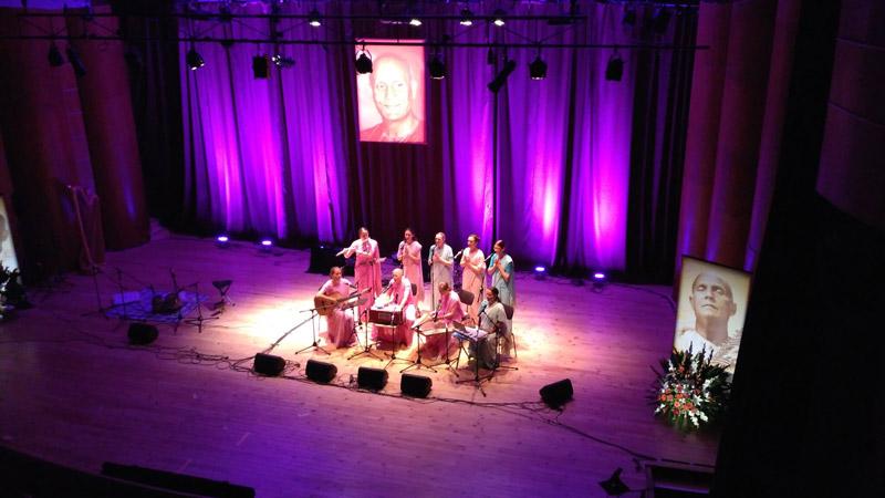 Koncert -meditatív zene -Sri Chinmoy Központok -meditáció